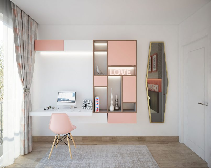 Mockup Apartment Interior Design Istanbul
