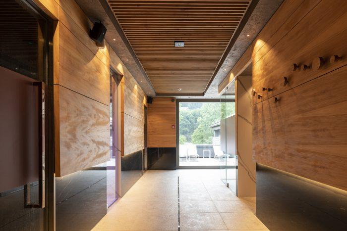 Corridor Design: SPA Interior Design, New Experience Of Wellness